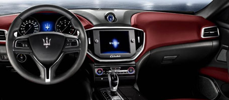 An Intuitive Interface So The Driver Can Enjoy The Journey