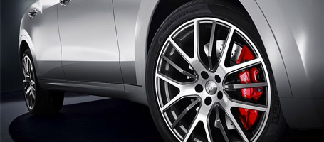 Intelligent Q4 All-Wheel Drive System: Dynamic Torque Adjustment, For Perfect Grip