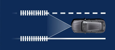 Lane Departure Warning System (Optional)