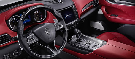 Luxury Interiors, For A Truly Refined Driving Experience